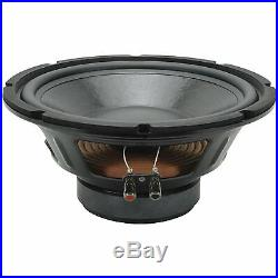 NEW 12 SubWoofer Speaker. Bass woofer Driver. Home Audio 4 ohm. Replacement. 12inch