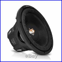 NEW 15 DVC Subwoofer Bass. Replacement. Speaker. 4 ohm. Sub. Dual Voice Coil. 15in