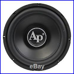 NEW 15 DVC Subwoofer Bass Speaker. Dual 4 ohm. Voice Coil. 1800w Sub. Woofer. 15in