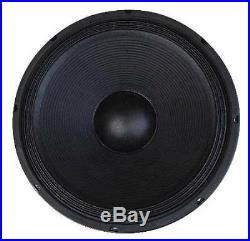 NEW 15 SubWoofer Speaker. 8 ohm. Woofer Replacement. Bass cabinet sub DJ. PA 500w