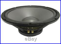 NEW 15 Woofer quality Speaker. Replacement 8 ohm. Bass. Home Audio subwoofer sub
