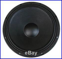 NEW 18 SubWoofer Speaker. Pro Audio. 1400w. DJ. 8ohm. Eighteen inch BASS. PA. 18inch