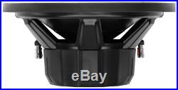 NEW (2) 12 DVC Subwoofer Bass Replacement Speakers. 4ohm. Sub. Dual VoiceCoil. PAIR