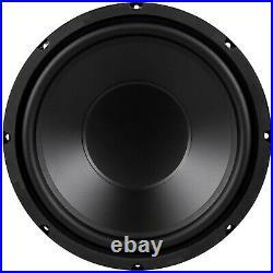 NEW (2) Pair 15 inch Heavy Duty Subwoofer speaker Woofer 4 ohm 800W