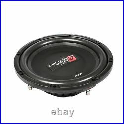 NEW CV 12 DVC Shallow Mount Subwoofer Bass. Replacement. Speaker. Dual 2Ohm. Slim