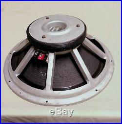 N. O. S. Peavey Black Widow Model 1888 HP BWX 8 Ohm 18inch Speaker