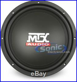 New (2) MTX Audio Terminator TN12-02 12inch 800 Watt 2 Ohm Car Subwoofers Subs
