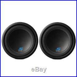 New! Alpine S-W10D2 1800 Watt 10 Inch Dual Voice Coil 2 Ohm Car Audio Subwoofer