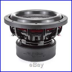 New Skar Audio Evl-10 D2 2000w Max Power 10-inch Dual 2 Ohm Spl/sq Car Subwoofer