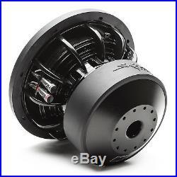 New Skar Audio Evl-10 D4 2000w Max Power 10-inch Dual 4 Ohm Spl/sq Car Subwoofer