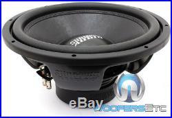 Open Box Sundown Audio E-15 V. 3 D4 15 500w Rms Dual 4-ohm Car Subwoofer Speaker
