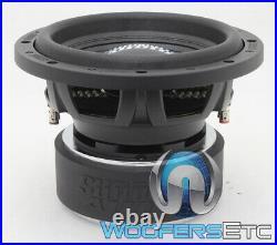 Open Box Sundown Audio Sa-10 V. 2 D4 10 Dual 4 Ohm 1000w Rms Subwoofer Speaker