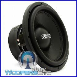 Open Box Sundown Audio Sa-12 D4 Classic Sub 12 750w Dual 4-ohm Subwoofer