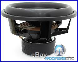 Open Box Sundown Audio X-18 V. 2 D2 Pro 18 Dual 2-ohm 1500w Rms Bass Subwoofer