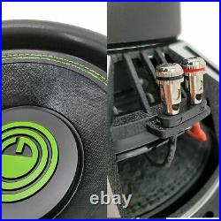 Pair Gravity 12 Inch 3000 Watt EACH 2 OHM Dual Voice Coil Car Audio Subwoofer