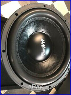 Pair of P1 Mmats best new subwoofers dual 2-ohm 600 watts RMS 12inch