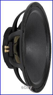 Peavey 1508-8 SPS BWX Black Widow 15 Inch 8 Ohm Speaker, New