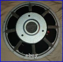 Peavey Black Widow 1801 Speaker / Driver 4 ohm 18 inch Vintage