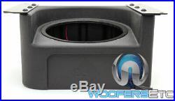 Pkg ROCKFORD FOSGATE RM110D4B 10 4-OHM MARINE SUBWOOFER + RFRNGR-FWE ENCLOSURE