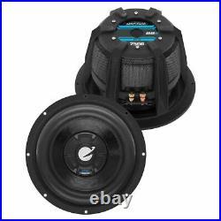Planet Audio BBD12B 12 Inch Car Subwoofer 2500 Watts Maximum Power, Dual 4 Ohm