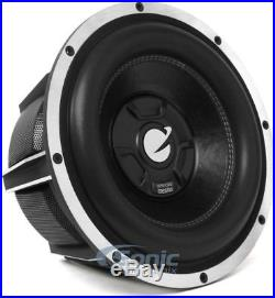 Planet Audio BBD12 2500 Watt 12 Inch Dual 4-Ohm Voice Coil Car Stereo Subwoofer