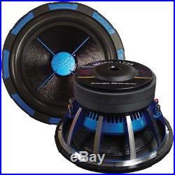 Power Acoustik MOFO 10-Inch Competition Subwoofer Dual 2-Ohm Voice Coils