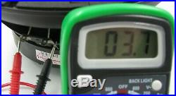 Precision Power PC10 Flat Piston Subwoofer, 10 Inch, 4 Ohm, Vintage, Rare