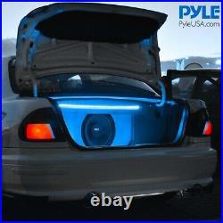 Pyle PLPW15D 15-Inch 2000 Watt Dual 4 Ohm Subwoofer Pyle Audio Bass Speaker (4)