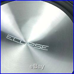 Rare Eclipse 8815 15 Inch Subwoofer RARE Old School Aluminum Excellent 4 ohm