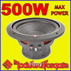 Rockford Fosgate 10 10-inch 500W CAR AUDIO Punch Bass Sub Subwoofer 25cm 2ohm