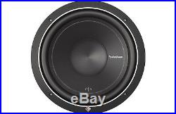 Rockford Fosgate P1S4-15 Punch P1 SVC 4 Ohm 15-Inch 250 Watts RMS 500 Watts Max