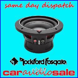 Rockford Fosgate P1s2-10 10 Inch 500 Watt Car Subwoofer 10 Bass Speaker 2 Ohm