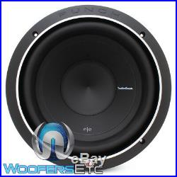 Rockford Fosgate P2d4-10 Sub 10 600w Dual 4-ohm Punch Bass Subwoofer Speaker