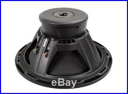 Rockford Fosgate Punch 15-Inch 500 Watt 2-Ohm Power Car Audio Subwoofer (4 Pack)