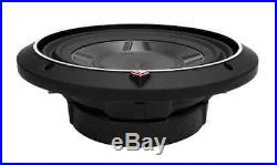 Rockford Fosgate Punch P3S 10-Inch 2-Ohm DVC Shallow Subwoofer P3SD2-10 New