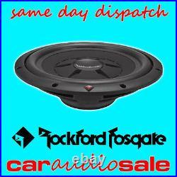 Rockford Fosgate R2sd2-10 10 Inch 400 Watt Car Subwoofer 10 Shallow Dual 2 Ohm