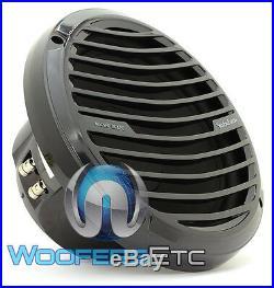 Rockford Fosgate Rm110d4b 10 Black Sub Dual 4-ohm Marine Boat Subwoofer Speaker
