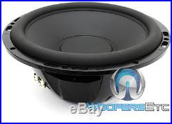 Rockford Fosgate Rm112d4b 12 Black Sub Dual 4-ohm Marine Boat Subwoofer Speaker