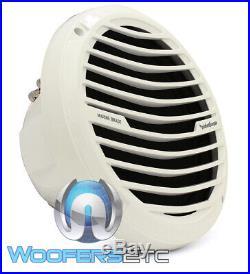 Rockford Fosgate Rm18d4 White 8 300w Marine Boat 4 Ohm Subwoofer Bass Speaker