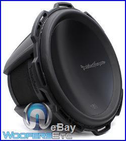 Rockford Fosgate T0d215 Power 15 1600w Dual 2-ohm Subwoofer Bass Speaker New