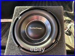 Rockford Fosgate T1S2-10 10-Inch 2 Ohm Subwoofer