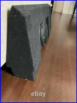Rockford Fosgate T1S2-10 10-Inch 500 Watt 2 Ohm Subwoofer in custom box