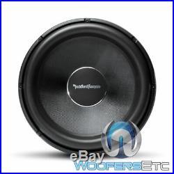 Rockford Fosgate T3s2-19 Power 19 Single 2-ohm Subwoofer 6000w Bass Speaker New