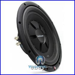 Rockford R2sd4-12 Fosgate 12 Sub Dual 4-ohm Shallow Slim Subwoofer Speaker New