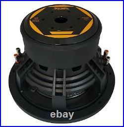 SAVARD Speakers HiQ v2 Series 12inch Dual 4 Ohm Sub Woofer
