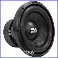 SA-GFC122 12 Inch 2200 Watt Max Power Dual 2 Ohm Car Audio Subwoofer