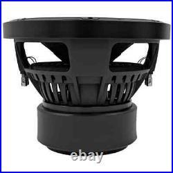 SA-GFC124 12 Inch 2200 Watt Max Power Dual 4 Ohm Car Audio Subwoofer