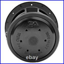 SA-LAF084 8 Inch Dual 4 Ohm Car Audio Subwoofer 1000 Watt Max Power