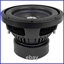 SA-LAF124 12 Inch Dual 4 Ohm Car Audio Subwoofer 2200 Watt Max Power