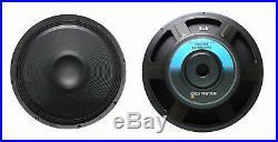 STARAUDIO 2Pcs 3500W 18 Inch 8-Ohm Raw Replacement PA DJ Speaker Subwoofers Bass
